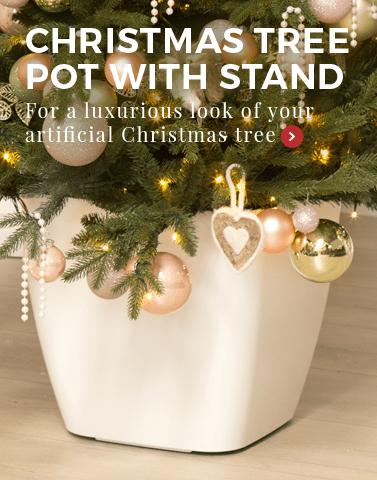 christmas treepot