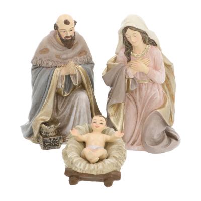 Nativity set 11 pcs 20 cm