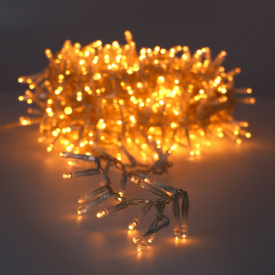 Micro cluster verlichting buiten 14 m 700 LED extra warm wit